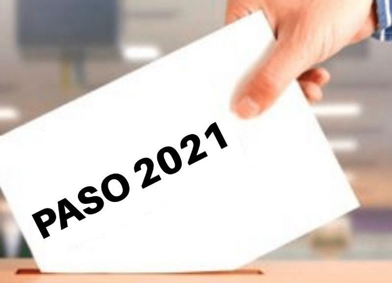 ELECCIONES P.A.S.O. 2021| Comenzó el operativo