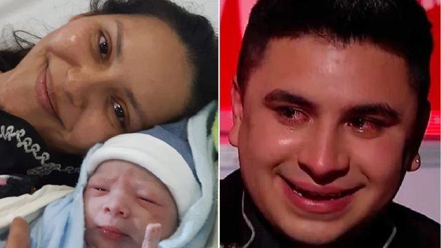 La Voz Argentina | Nació Ciro, el hijo del cordobés Francisco Benítez