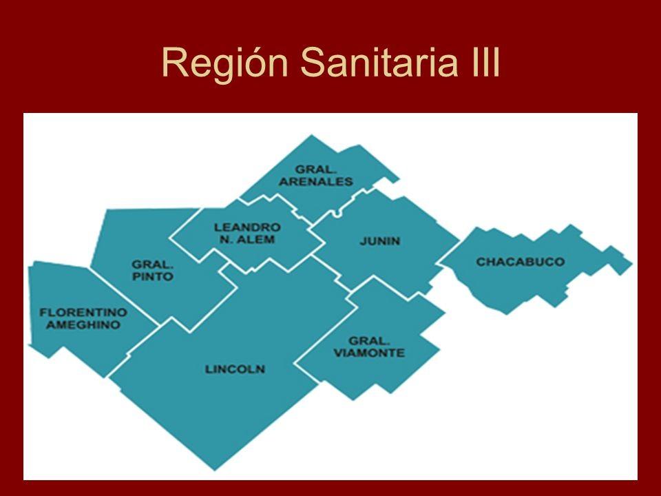 REGION SANITARIA lll . Nuevas medidas como consecuencia del análisis de la situación epidemiológica