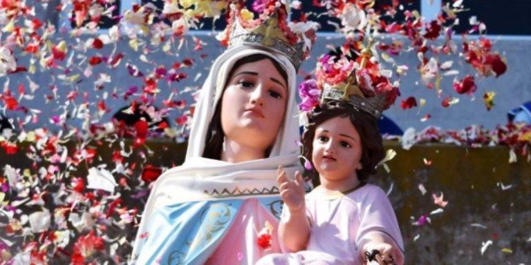 Hace 38 años, María se presentaba como la Virgen del Rosario de San Nicolás