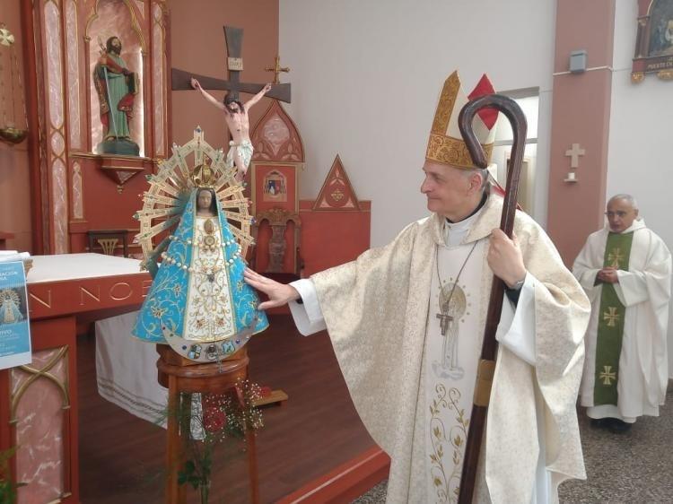 Diócesis de Nueve de Julio | Presencialidad en la participación de la Santa Misa en el precepto dominical