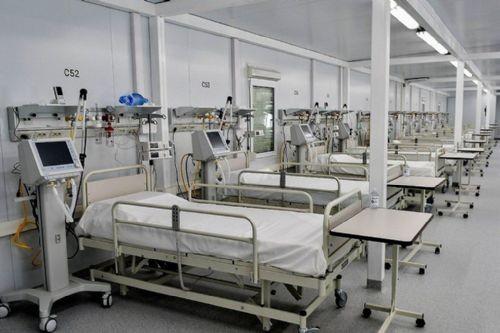 Covid: 345 hospitales no tienen internados en terapia desde hace una semana