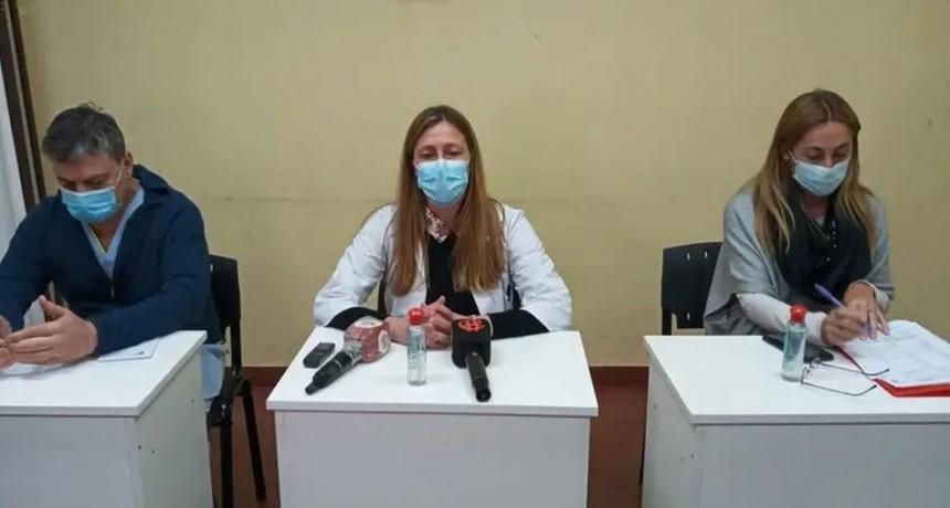 CHACABUCO | Detectaron dos contagios de la variante Delta