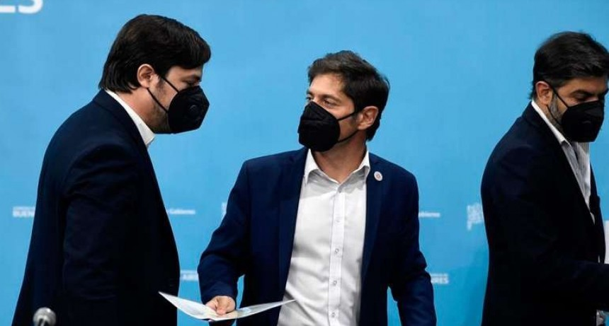 El nuevo gabinete de Axel Kicillof: Martín Insaurralde y Leonardo Nardini se suman a la gestión