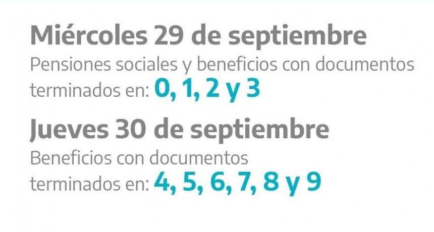 Jubilados del IPS: fecha de pago de septiembre