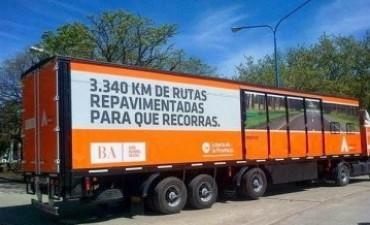 Papelón de Provincia:mandan camión equivocado