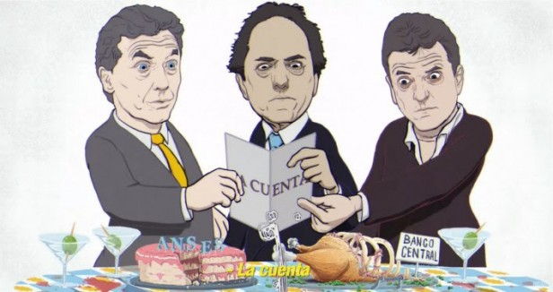 El éxito de Scioli, incompatible con los planes de CFK by Carlos Tórtora