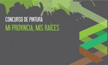 """Premiados concurso de pintura """"Mi Provincia. Mis Raíces"""""""
