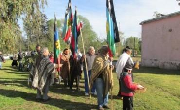 ENTUZUAM KE PEWU: Ceremonia del rebrote y presentación de los niños