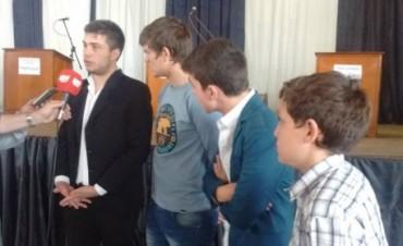Se produjo el debate de candidatos a Intendente organizado por los Centros de Estudiantes