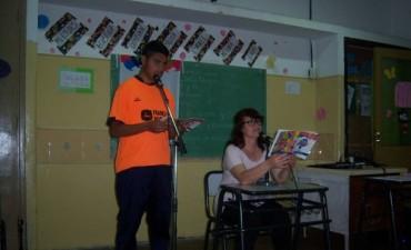 SUSANA BERARDI: Llega una propuesta del Ministerio de Educaciòn de la Naciòn a Los Toldos