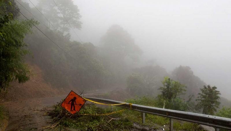 La tormenta Nate dejó 22 muertos y se dirige a México