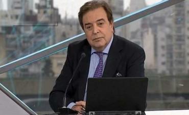 Murió Edgardo Antoñana, el conductor del noticiero de TN