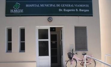 Cambios en el estacionamiento en el Hospital Local