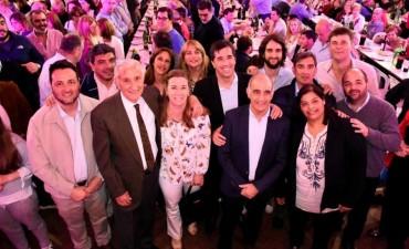 Los Toldos: Con la presencia de Salvador, Cambiemos lanzó su lista