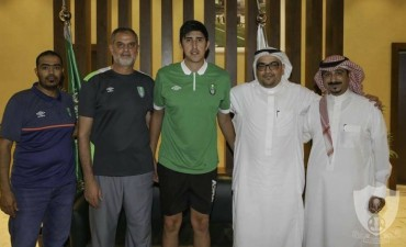 AL AHLI, club de Arabia Saudita  fichó al Toldense  PABLO
