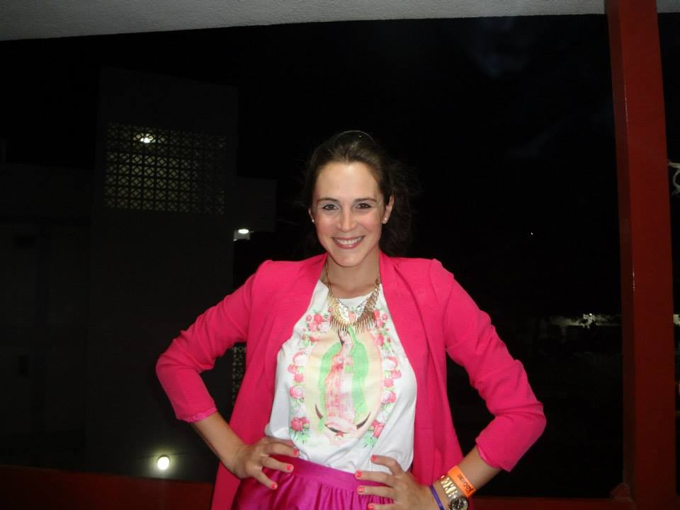 CARLA IRIARTE: