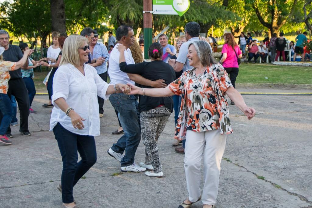 San Emilio festejó los 125 años de la localidad.