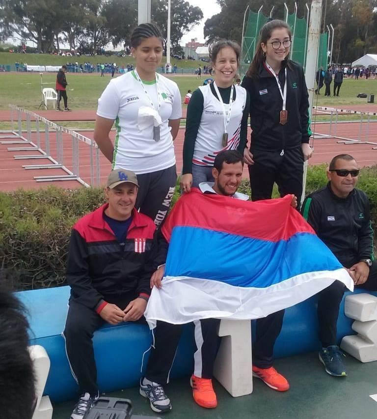 ORGULLO de nuestro deporte: Indiana es medalla de Plata en los torneos Evita