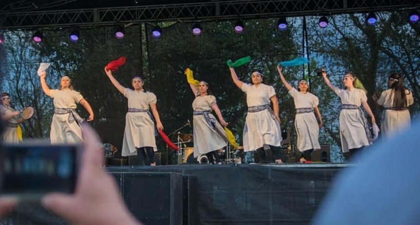 El ballet de Danzas Nativas Huilen te invita a su tradicional muestra anual