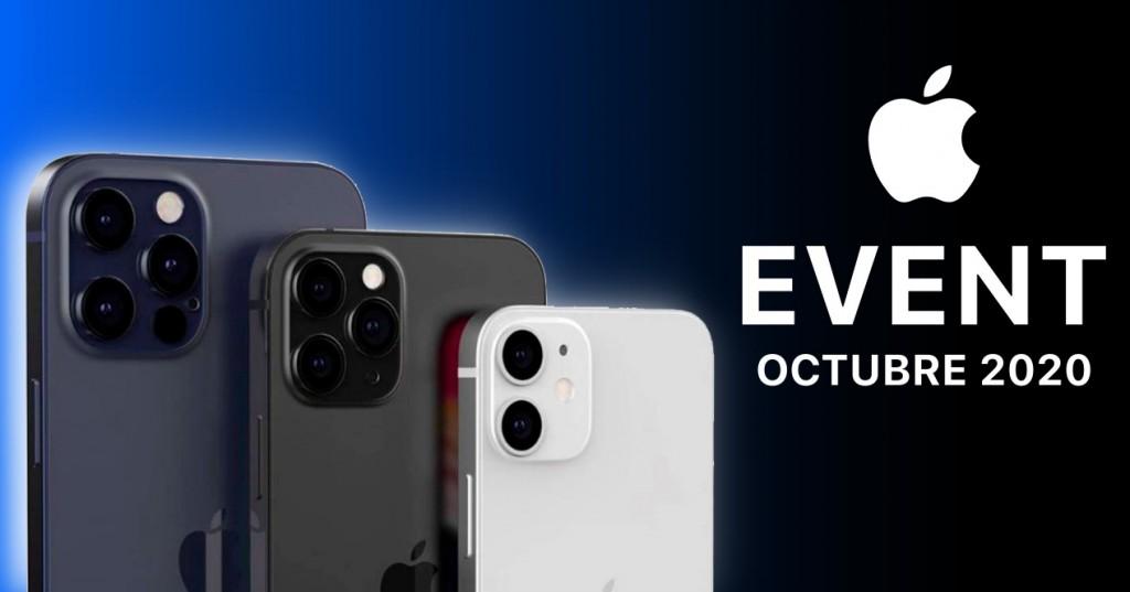 Cómo serán los iPhone 12 que Apple presentará el 13 de octubre