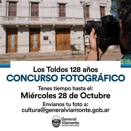 CONCURSO FOTOGRÁFICO | Aniversario 128 de Los Toldos