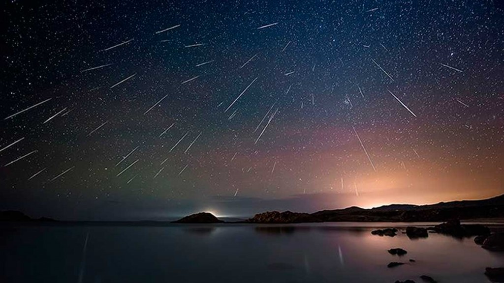 ASTRONOMÍA    Restos del cometa Halley impactaran con la atmósfera de la Tierra