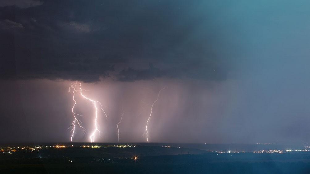 En los últimos 50 años aumentaron notablemente los días de tormentas eléctricas