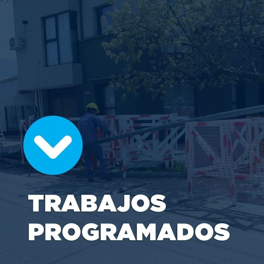 ABSA realiza una bajada de cañerías en Los Toldos