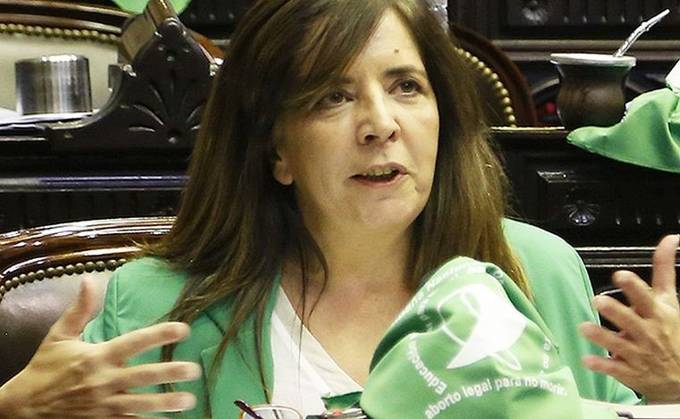 Cambios en el Gobierno |  Alberto Fernández nombró a Gabriela Cerruti como su vocera