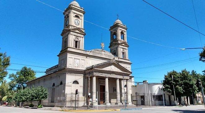 No se salva ni Dios: en Bragado robaron una Iglesia