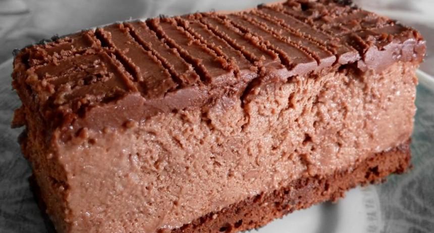 ALICIA SEVERINI | Tarta Fría de Dulce de leche y sin horno