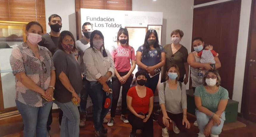 LOS TOLDOS | El Museo Meinrado Hux recibe a alumnos de comunidades educativas