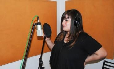 Muestra de canto en Los Toldos