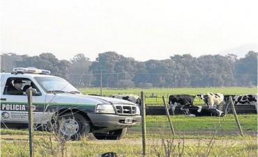 Preocupa un aumento en la inseguridad rural en la zona. Seis hechos en los últimos días, uno de ellos en nuestro distrito