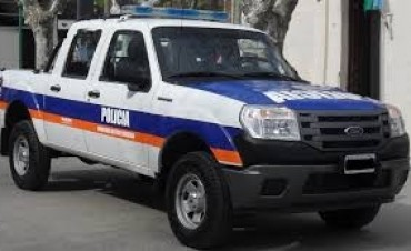 Parte de prensa policial