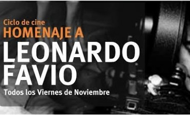 """NOVIEMBRE: CICLO DE CINE """"HOMENAJE A LEONARDO FAVIO"""""""