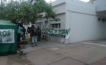 Sindicato de Camioneros Junín estuvieron en nuestra ciudad
