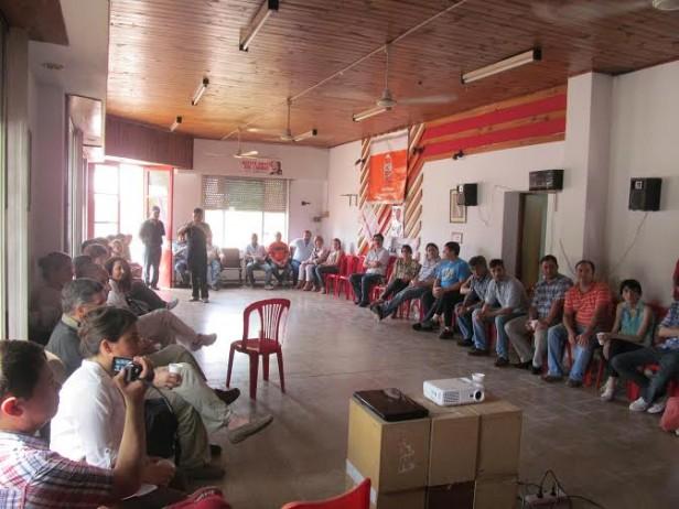 5° ENCUENTRO SECCIONAL  Foro de Concejales  y Consejeros Escolares radicales en General Pinto