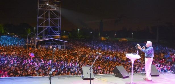 30 mil jóvenes participaron del