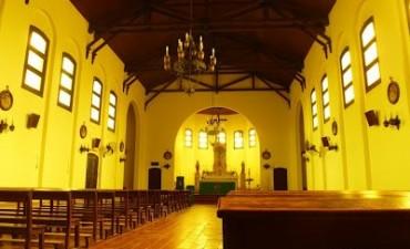 Misas èste fin de semana en la parroquia local