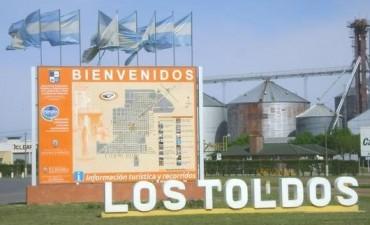 122º Aniversario  de la fundación de Los Toldos 1892 - 2 de Noviembre - 2014