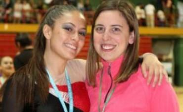 Valeria Federico Subcampeona Nacional en Danza en la disciplina de patinaje