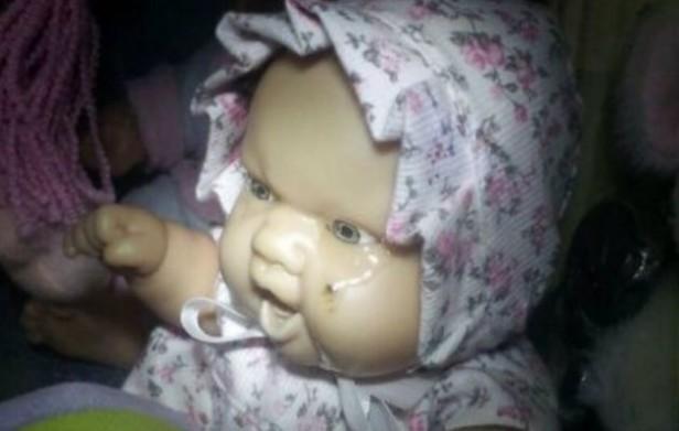 Misterio por el muñeco que