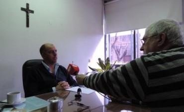 JAVIER MIGNAQUY: Viene una nueva etapa, creo que Franco está preparado para eso,  y ha sido elegido por la gente.