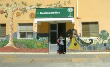 Turnos de medicos y especialistas en el hospital local