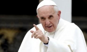 Francisco y el mensaje a los argentinos de cara al balotaje: