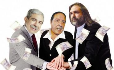 Dirigentes sindicales involucrados en el saqueo al IOMA