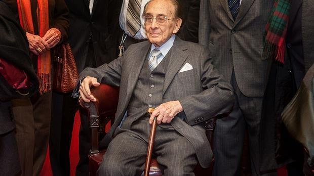Murió el ex juez de la Corte Suprema Carlos Fayt