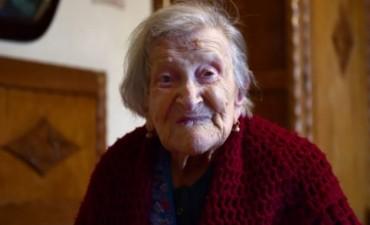 Una italiana de 117 años es la última persona nacida en el siglo XIX